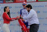 López Miras: 'La llegada de la Vuelta a España a San Javier es un éxito a nivel deportivo, turístico y económico'