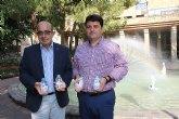 Aquadeus promociona por quinto año consecutivo la Feria de Albacete en las etiquetas de dos millones de botellas de agua