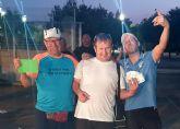 Más de 120 petanquistas compiten en el I Maratón Nacional Nocturno de Las Torres de Cotillas