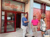 La mayor sala de estudio del municipio cuenta con un nuevo torno de acceso para mejorar el servicio