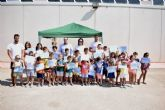 204 participantes han disfrutado de los cursos de nataci�n de este verano