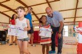 Se despiden la piscinas de verano de Deportes en las que han participado más de mil niños