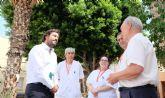 15 personas consiguen un trabajo como cuidadores de personas dependientes mediante un programa de la Fundación Jesús Abandonado