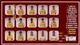 Molina Basket tendrá 9 representantes en el Campeonato de Espana de Selecciones