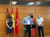 PP: La falta de proyecto de la izquierda paraliza Murcia y la aleja de la recuperación social y económica