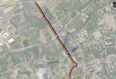 Huermur denuncia que el ayuntamiento pretende partir con un vial el entorno BIC de 'Los Jerónimos' y su huerta