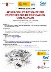 Inscr�bete en los cursos gratuitos del SEF a trav�s de la Fundaci�n Laboral de la Construcci�n
