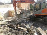 Ciudadanos solicita que se investigue el tratamiento del amianto en las demoliciones de edificios