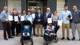 Los vecinos de Lorca pueden solicitar a partir de mañana las nuevas ayudas para la reconstrucción de 136 viviendas de la ciudad