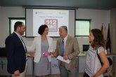 Los asociados a la AECC con problemas auditivos y de habla ya tienen acceso al sistema ´1-1-2 Murcia Accesible´