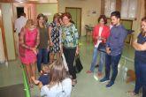 La consejera de Igualdad y la alcaldesa visitan tres centros de Aspajunide