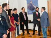 El alcalde recibe a la nueva directiva de AJE y reafirma el apoyo institucional en la búsqueda de sinergias