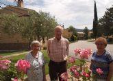 El alcalde traslada las condolencias del pueblo de San Javier a la familia de José María Guindano