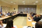 El Consejo Asesor del Medio Ambiente aborda acciones en el Mar Menor y los decretos sobre el plan de residuos y el garbancillo de Tallante