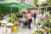 Abierto el plazo de solicitud para la venta ambulante de flores por la festividad de Todos los Santos