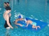 Se autoriza el mantenimiento del Servicio de Terapia Acuática con Fisioterapeuta de usuarios derivados de los centros educativos, en la piscina climatizada durante el curso escolar