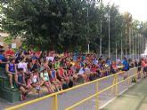 Los atletas del UCAM Atletismo Cartagena han empezado la temporada de entrenamiento a pleno Rendimiento
