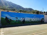 Exhibición de grafiti en Torreagüera