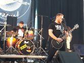 Gran éxito de público en el X Encuentro Motero 'Custom Lumbreras' con el Festival Tortilla Rock