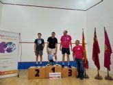El squash regresa a los Juegos Deportivos del Guadalentín con la participación de 18 jugadores