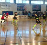 Victoria para Zambú CFS Pinatar en el derbi contra Barinas fs (5-1)