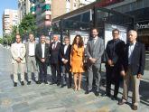 Exposición fotográfica del centenario del Murcia Club de Tenis