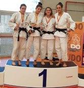 Judo: Ainhoa Nicolas Bronce en la Super Copa de España Junio