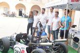 El UPCT Racing Team presenta su nuevo bólido de combustión, que pasa de 0 a 100 en 3,2 segundos