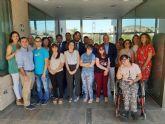Un curso del SEF formará a 17 desempleados con discapacidad en el tratamiento de documentos