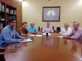 La CHS analiza la DANA de septiembre con expertos de las universidades politécnicas de Valencia y Cartagena