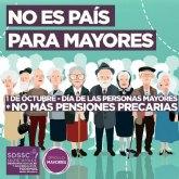 María Marín: 'necesitamos establecer un equilibrio social donde el nivel de solidaridad intergeneracional sea una piedra angular'