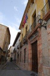 Cehegín se suma hoy a la defensa del mundo de la Cultura y las Artes iluminando los edificios de su patrimonio monumental