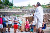 Cartagena Puerto de Culturas y el Teatro Romano intensifican las actividades para el Puente del Pilar
