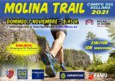 El 7 de noviembre, cita inédita con el Trail