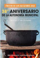 El Ayuntamiento de Los Alcázares lanza la programación de las fiestas del Caldero 2021