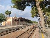 CROEM considera inaceptable el cierre de la línea de cercanías Murcia-Águilas
