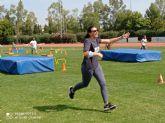 La pista de atletismo ´Úrsula Ruiz´ se llena de deporte y entusiasmo en la jornada 'Citius, Altius, Fortius'