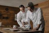 José Álvarez e Isaac Loya autores deltercer menú exclusivo de la terceraedición de Cinco Jotas By