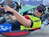 Comienza la temporada para el handbiker totanero Alfonso David López, con estupendos resultados