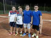 2º encuentro de liga del Club de Tenis Kuore contra el Club de Tenis El Raal