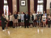 14 estudiantes finlandeses conocen Murcia gracias al Instituto Hispánico