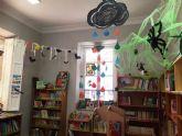 La Biblioteca Municipal Mateo García habilita una sección de lecturas sobre temática relacionada con Halloween