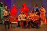 La compañia teatral Amigos del Tenorio trae su Don Juan a El Batel