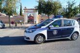 El dispositivo de Seguridad y Emergencias con motivo de la festividad de 'Todos los Santos', que comienza hoy, está integrado por más de una veintena de efectivos de Policía Local y Protección Civil