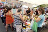Se abre el plazo de solicitud de puestos vacantes en los mercados de venta ambulante