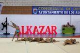 Las juveniles del Club Rítmica Alkazar, las mejores del Torneo