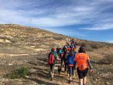 Kilómetros de Solidaridad en la I Ruta de Senderismo organizada por la Concejalía de Deportes de Torre Pacheco