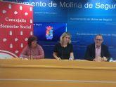 El Ayuntamiento de Molina de Segura y la Plataforma de la Inmigración de la localidad firman un convenio para la Oficina de Atención y Información al Inmigrante