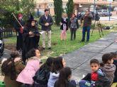 Halloween en los huertos escolares