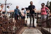 Últimas plazas para asistir a las visitas culturales al cementerio de Mazarrón